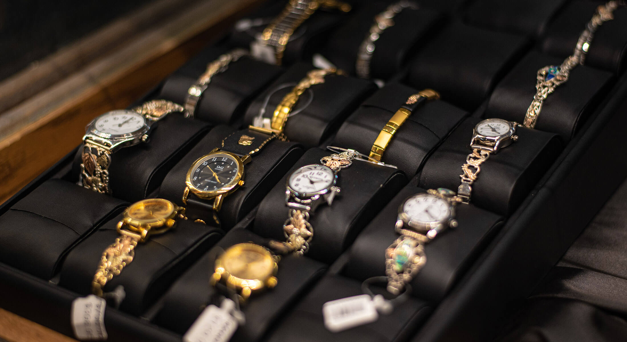 Black Hills Gold Watches for sale from Rapid City Gold Diggers