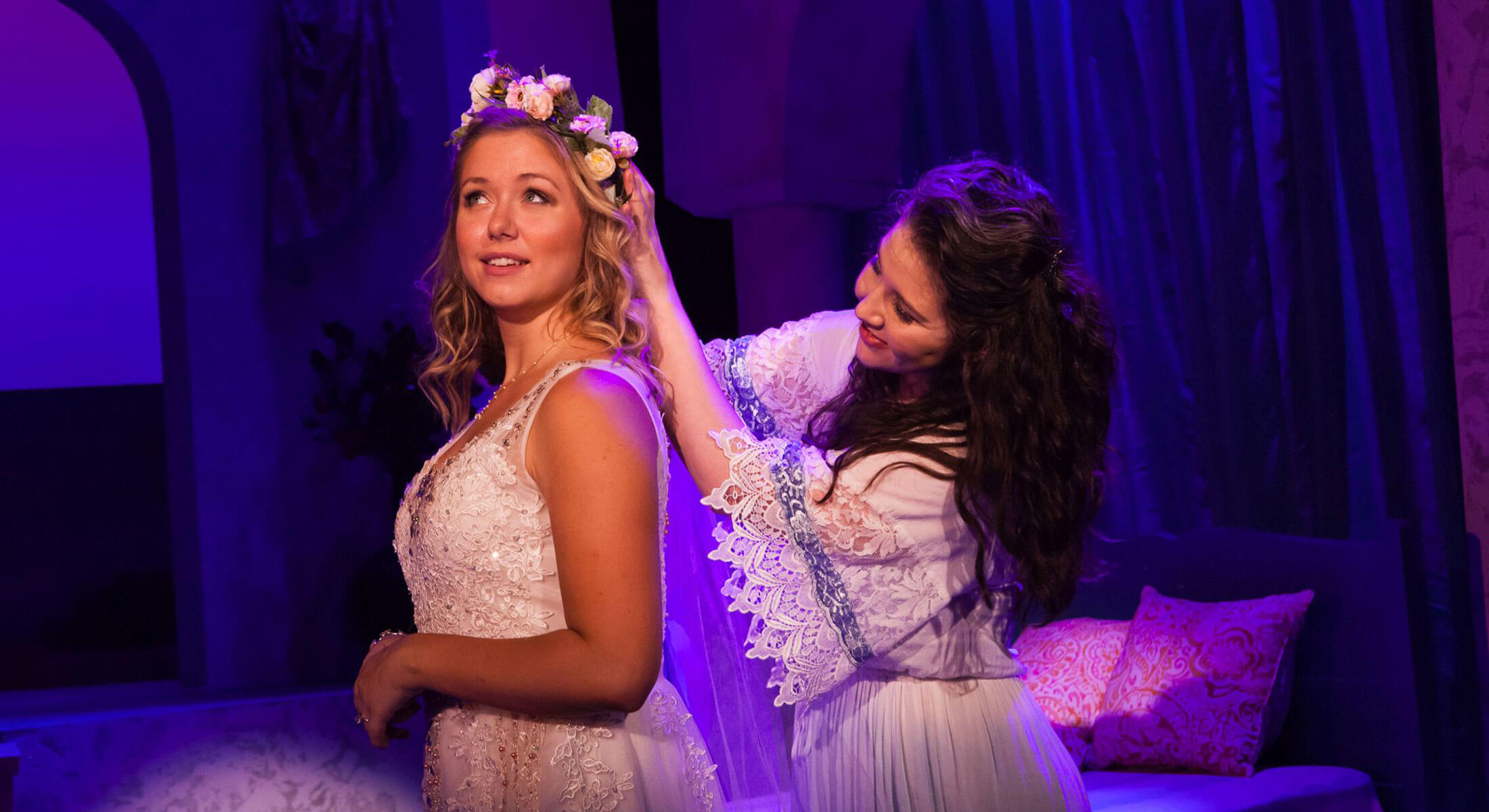 Mamma Mia Play at the Black Hills Playhouse