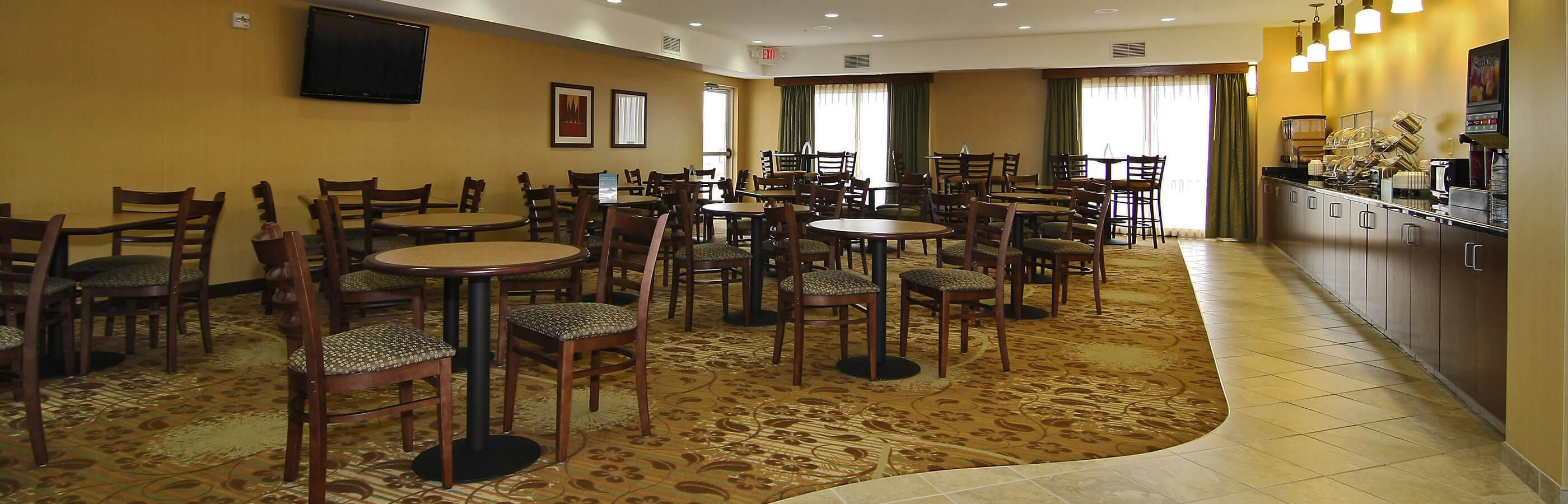 Comfort Suites & Convention Center in Rapid City South Dakota