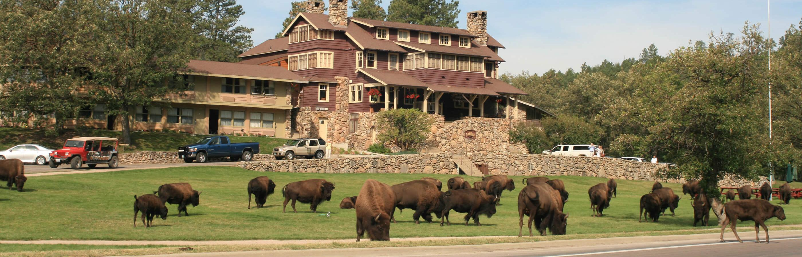 Game Lodge at Custer State Park
