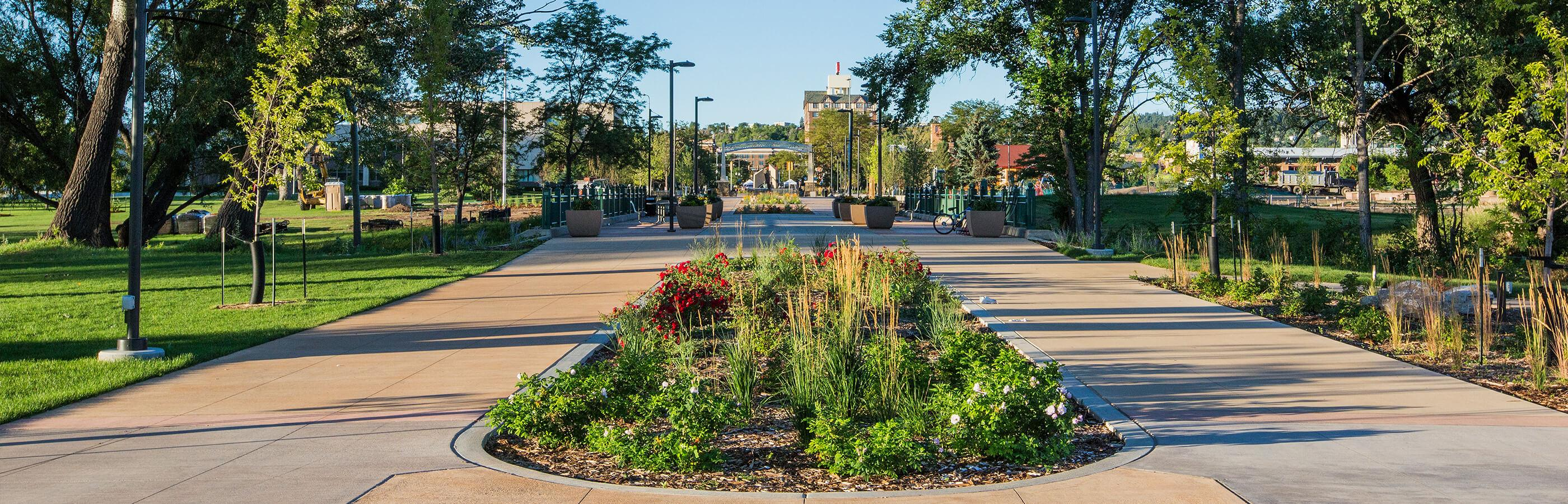 The Promenade At Memorial Park In Rapid City