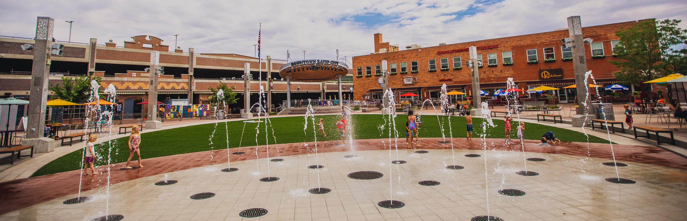 Fountains At Main Street Square