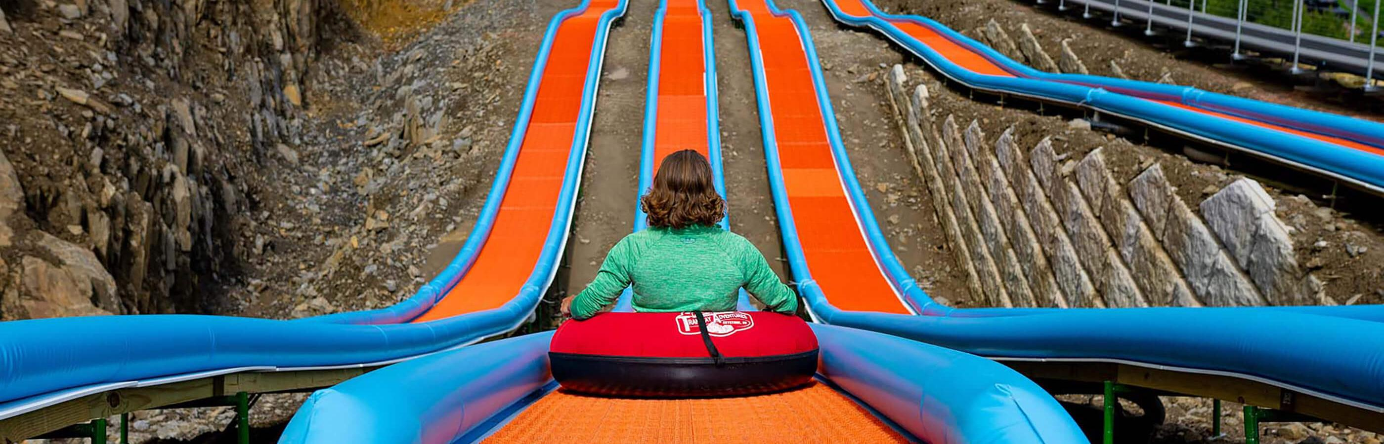 Tubing Hill At Rushmore Tramway