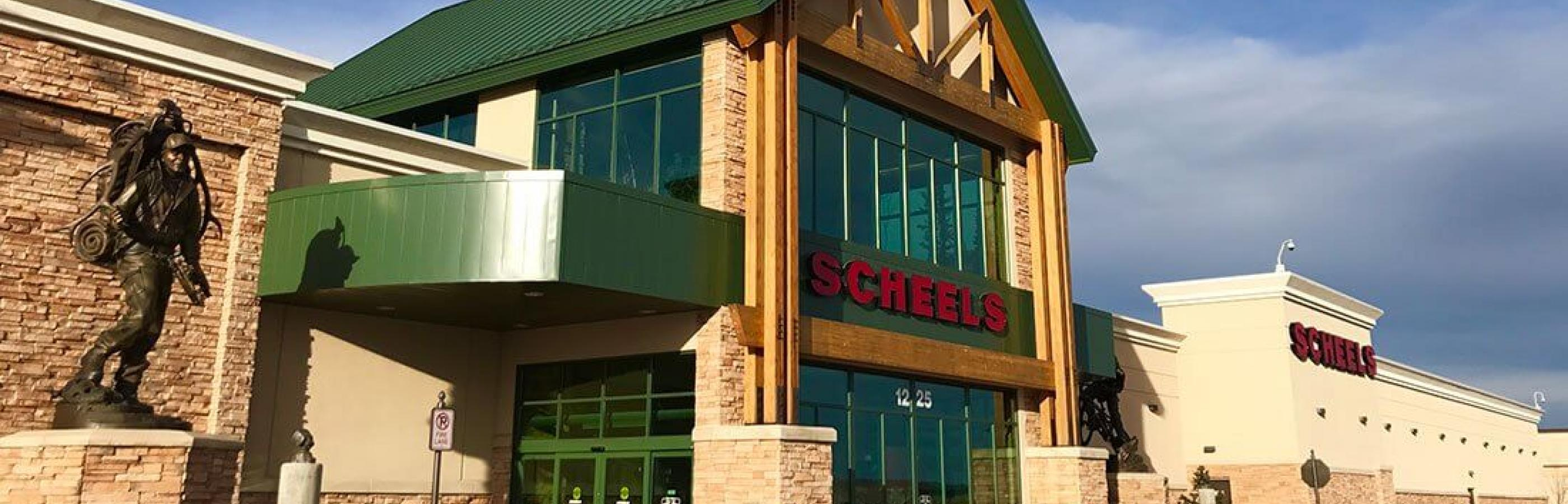 Scheels Rapid City Storefront