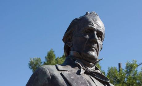 James Buchanan Statue in the City of Presidents