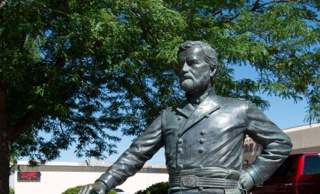 Ulysses S. Grant Statue at the City of Presidents