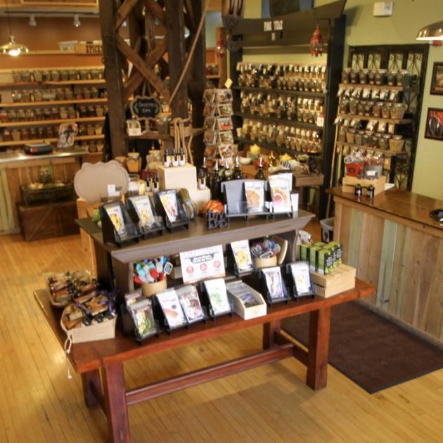 Instore The Spice and Tea Exchange