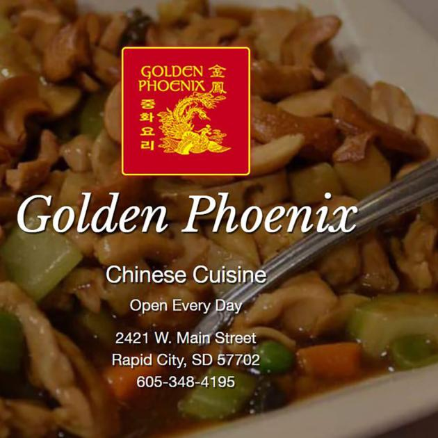Dish From Golden Phoenix Chinese Restaurant