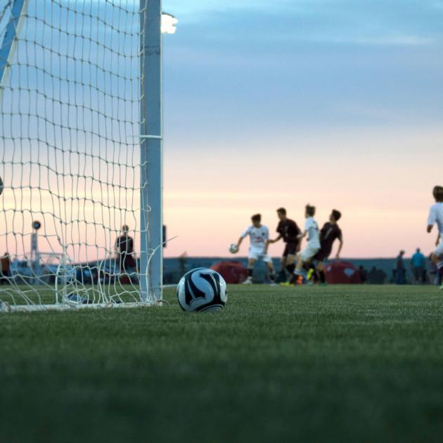 Soccer at Dakota Fields Sports Complex in Rapid City, SD