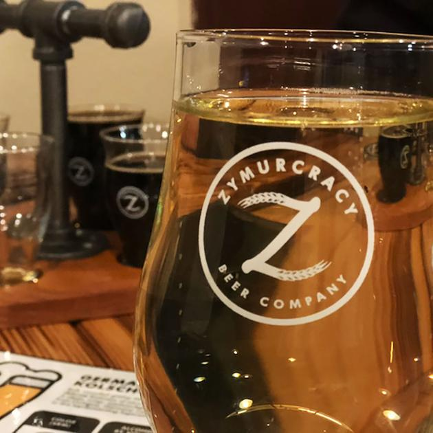 Beer From Local Brewery in Rapid City Zymurcracy