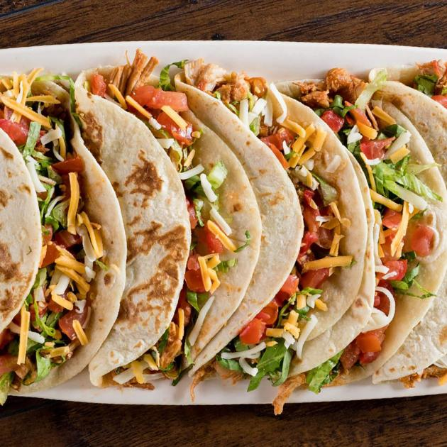 Tacos From On The Border