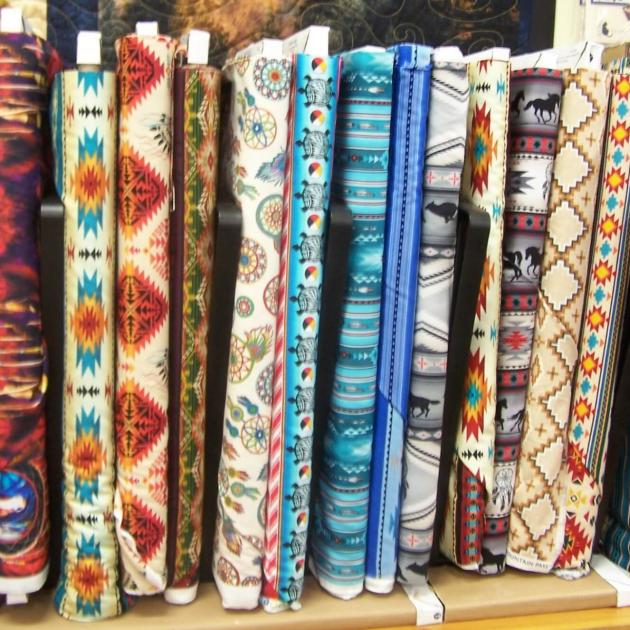 Betty's Quiltery Fabric