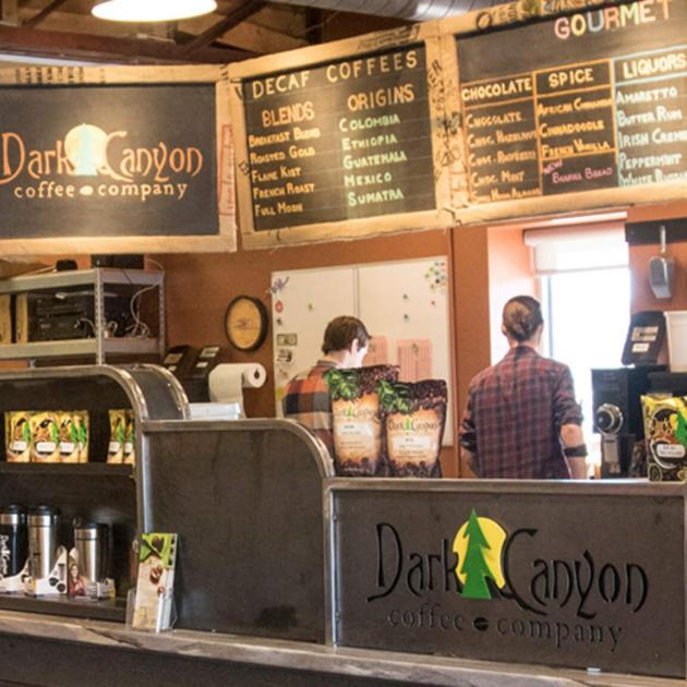 Dark Canyon Coffee Co.