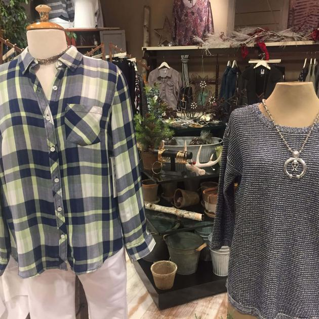 Women's clothing found at Vanbach's in Rapid City, SD