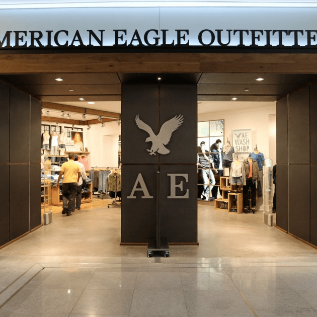 American Eagle Storefront