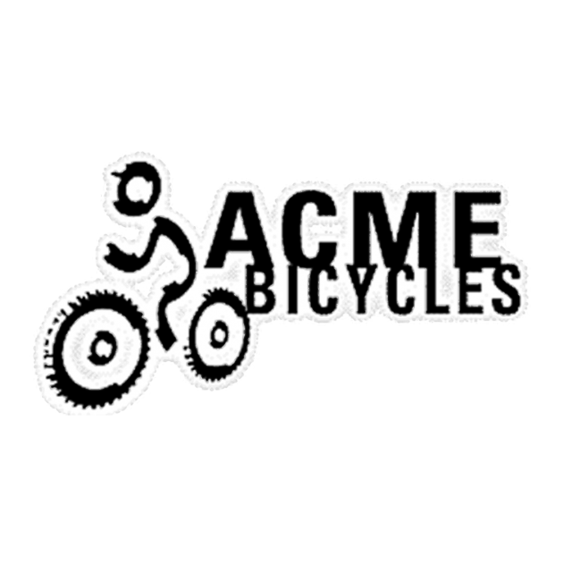 Acme Bicycles logo